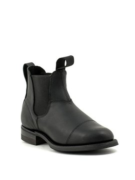 Canada West 6774 Romeo Chelsea Boot Black