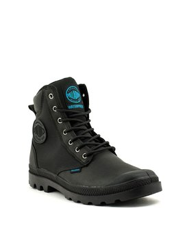 Men's Palladium Pampa Sport Cuff WPN Boot Black