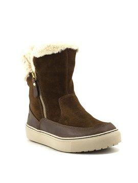 Cougar Dresden Boot Dk Brown/Chestnut