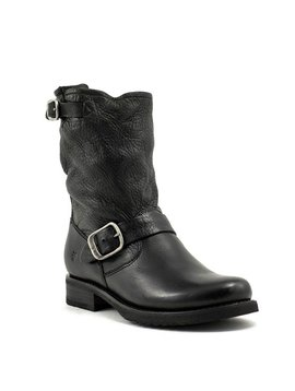 Frye Veronica Short Boot Black