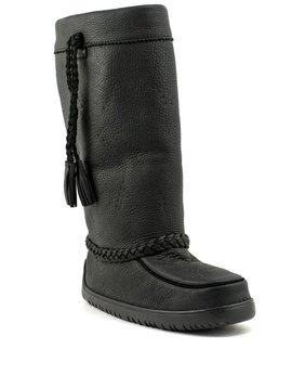 Manitobah  Waterproof Tamarak Mukluk Black