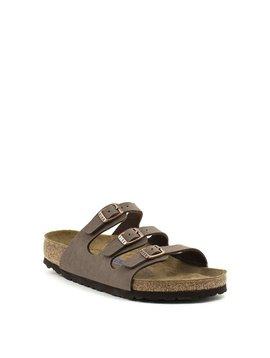 Birkenstock Florida Birko-Flor Soft Footbed Regular Width Mocca