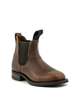 Canada West 6776 Romeo Boot Pecan Tumbled Leather