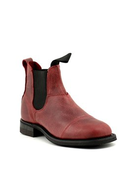 Canada West 6778 Romeo Boot Red