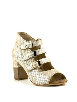 Unity In Diversity Buttercup Shoe Brown/Silver