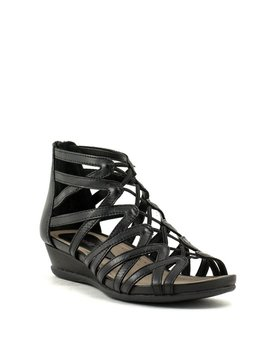 Earth Juno Sandal Black