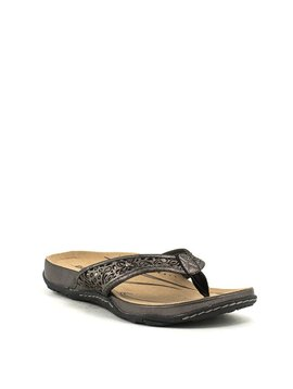 Earth Maya Sandal Pewter