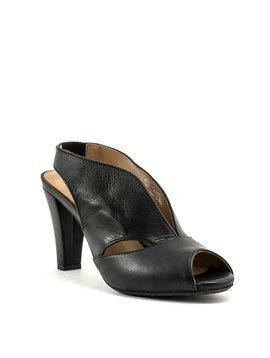 Ateliers Downey Sandal Black Softy Leather