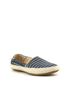 Sperry Sunset Ella Shoe Stripe Navy