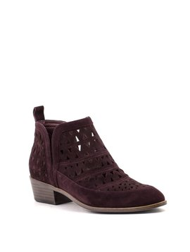 Cecilia New York Catherine Boot Burgundy