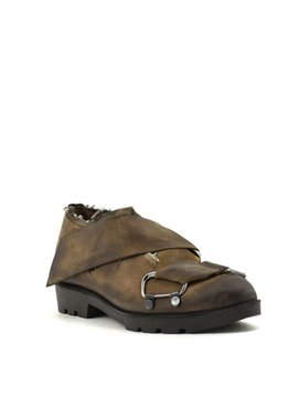 Papucei Clare Shoe Brown