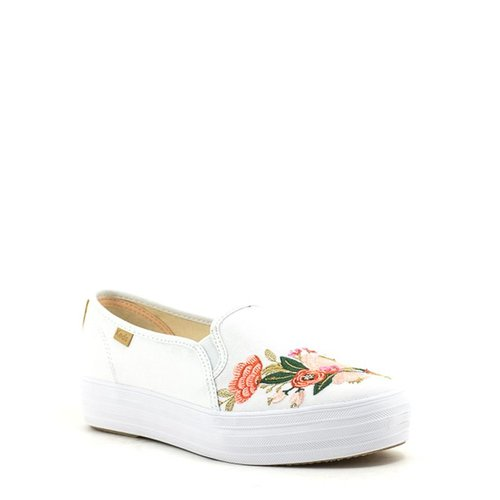 Keds Keds Triple Deck RF Shoe Lively White