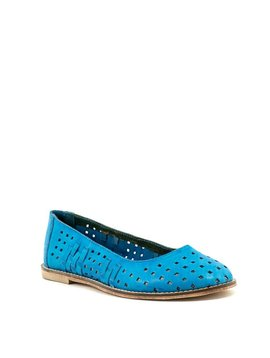 Emu Lymwood Shoe Blue