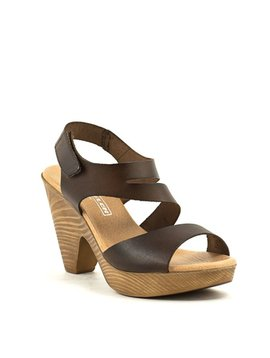 David Tyler 9884 Sandal Brown