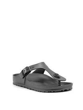 Birkenstock Gizeh EVA Sandal Anthracite Regular Width