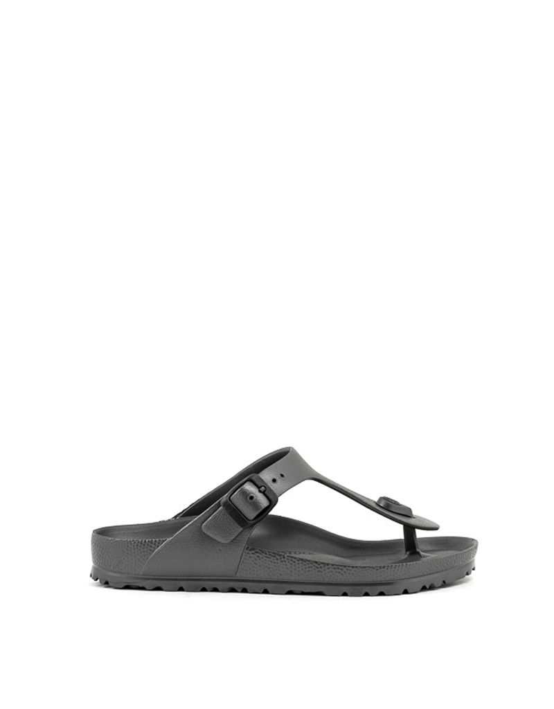 Birkenstock Birkenstock Gizeh EVA Sandal Anthracite Regular Width