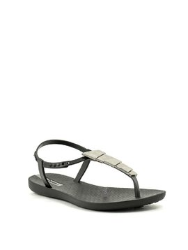 Ipanema Charm V Flip Flop Black/Silver