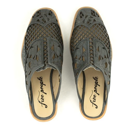 Free People Free People Paramount Slip On Black
