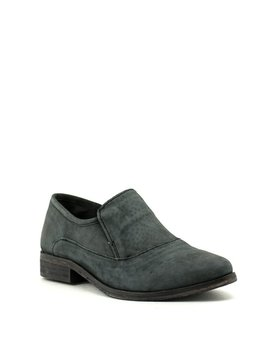 Free People Brady Slip On Loafer Black