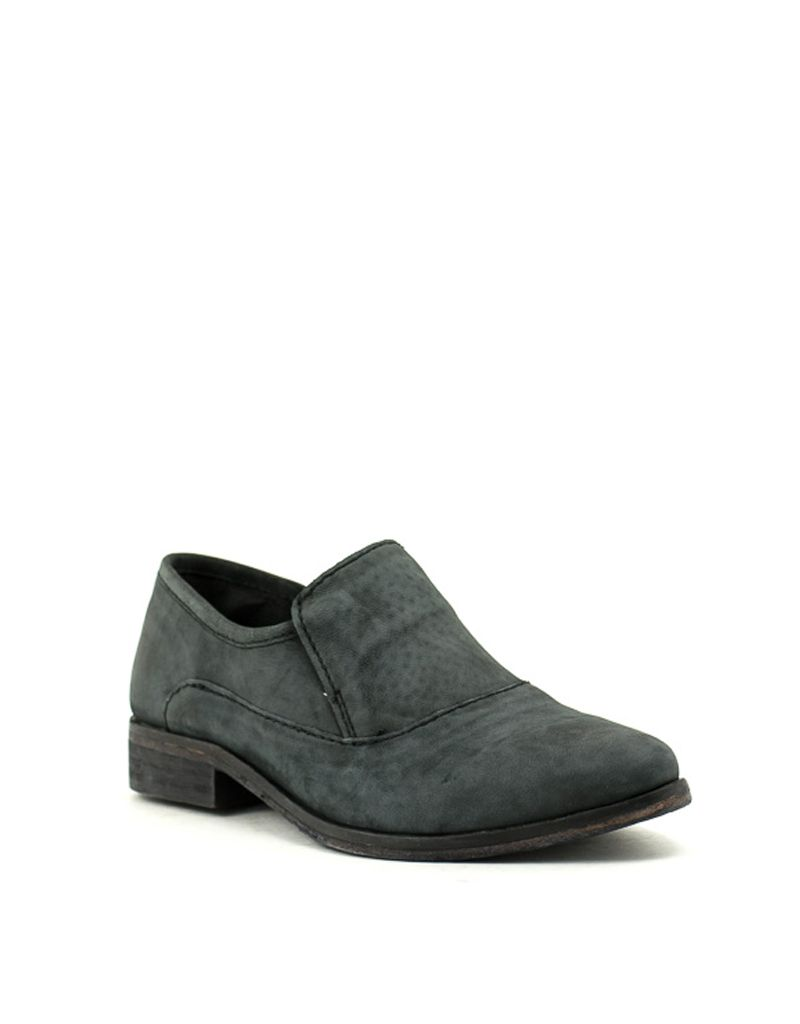 Free People Free People Brady Slip On Loafer Black