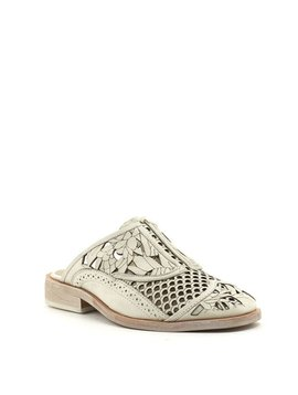 Free People Paramount Slip On White