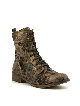Unity In Diversity Liberty Floral Boot Brown