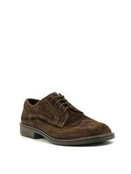 Men's Naot Magnate Shoe Seal Brown Suede