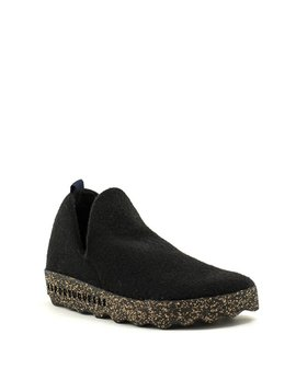 Asportuguesas City Slipper Black