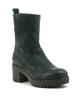 Apple Of Eden Anne Boot Dark Green