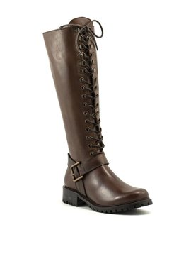 Unity In Diversity March Boot Cognac