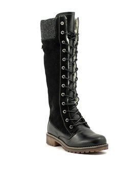 Bulle 16D242M Boot Black