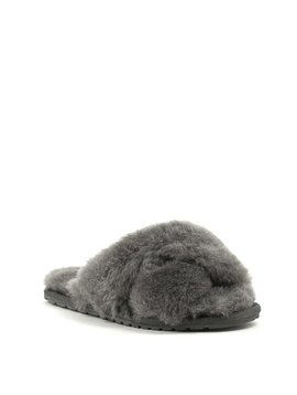 Emu Mayberry Slipper Charcoal
