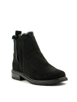 Emu Pioneer Suede Boot Black