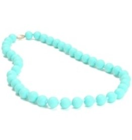 CHEWBEADS JANE NECKLACE.TURQUOISE