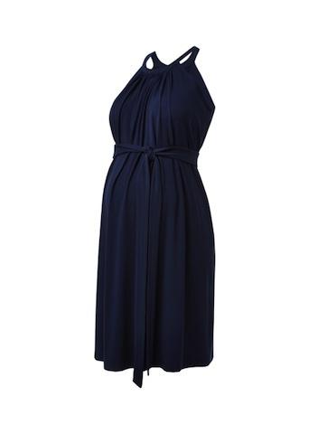 Isabella Oliver ALLEGRA DRESS.IRIS BLU.2