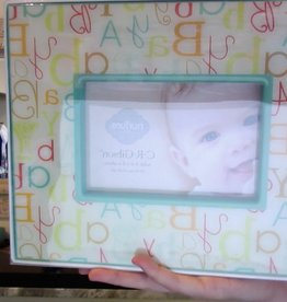 CR GIBSON BABY LOVE PHOTO FRAME