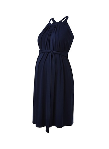 Isabella Oliver ALLEGRA DRESS.IRIS BLU.4