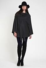 Isabella Oliver LUXE TIE SWEATER.CHAR.L