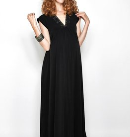 IMANIMO SAVANNAH DRESS.BLK.M