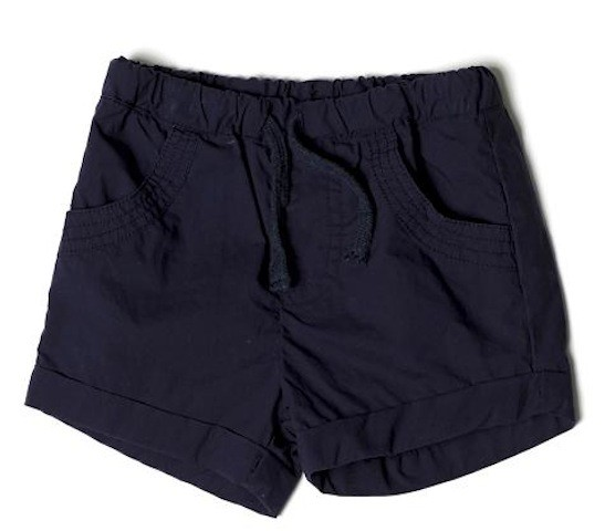 egg GIRLS BUBBLE SHORT.NVY.6Y
