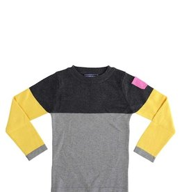 Toobydoo YELLOW SLEEVE SWEATER.7