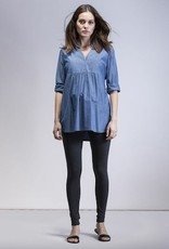 Isabella Oliver TUNIC.CHAMBRAY.1