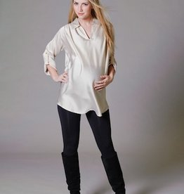 Maternity for Two SHEERBLOUSE.W.XS