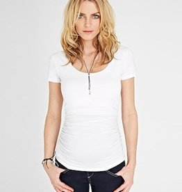 Isabella Oliver CAP SCOOP TOP.PWH.1