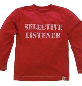 Dogwood SELECTIVE LISTENER.6-12M