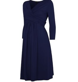 Isabella Oliver EMILY DRESS.FRENCH NAVY.0