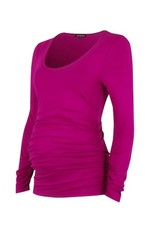 Isabella Oliver SCOOP TOP.PINK.1