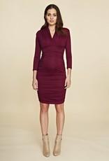 Isabella Oliver OLIVIA DRESS.BERRY.1