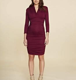 Isabella Oliver OLIVIA DRESS.BERRY.1