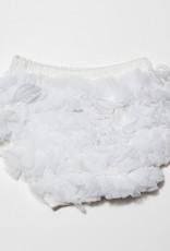 Hug-g-alugs WHITE DIAPER COVER.M